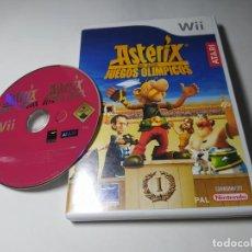 Videojuegos y Consolas: ASTERIX EN LOS JUEGOS OLIMPICOS ( NINTENDO WII - PAL - ESP). Lote 289012013