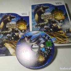 Videogiochi e Consoli: MONSTER HUNTER 3 TRI ( NINTENDO WII - PAL - ESP)(1). Lote 289012273