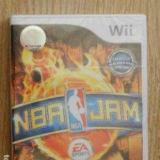 Videogiochi e Consoli: JUEGO WII NBA JAM EA SPORTS VUELVE TODO UN CLÁSICO NINTENDO. Lote 292164598