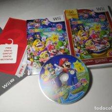 Videojogos e Consolas: MARIO PARTY 9 ( NINTENDO WII - PAL -ESP) ( MUY RAYADO PERO FUNCIONA). Lote 293874438