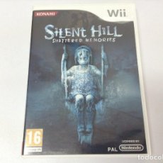Videojuegos y Consolas: SILENT HILL SHATTERED MEMORIES. Lote 293933478