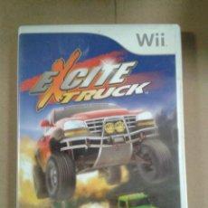Videojuegos y Consolas: NINTENDO WII - EXCITE TRUCK.. Lote 294004223