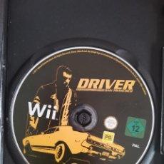 Videojuegos y Consolas: OCASION ! ANTIGUO JUEGO VIDEOJUEGO PARA CONSOLA NINTENDO WII DRIVER SAN FRANCISCO. Lote 294087788