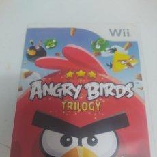 Videojuegos y Consolas: JUEGO ANGRY BIRDS TRILOGY. Lote 294558513