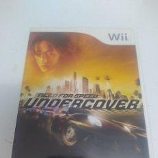 Videojuegos y Consolas: JUEGO NEED FOR SPEED UNDERCOVER. Lote 294559088