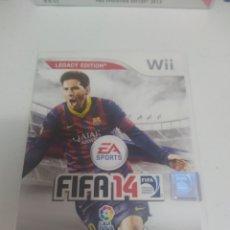 Videojuegos y Consolas: JUEGO FIFA 14. Lote 294559248