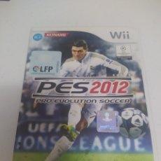 Videojuegos y Consolas: JUEGO PRO EVOLUTION SOCCER 2012. Lote 294559553
