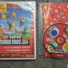 Videojuegos y Consolas: NEW SUPER MARIO BROS-NINTENDO WII.. Lote 295048238