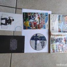 Videojuegos y Consolas: SUPER SMASH BROS BRAWL NINTENDO WII WIIU COMPLETO PAL-ESPAÑA. Lote 295776458