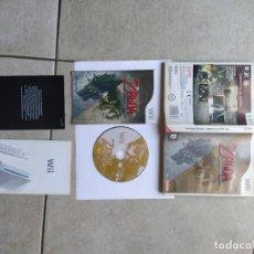 Videojuegos y Consolas: ZELDA TWILIGHT PRINCESS NINTENDO WII PAL-ESPAÑA. Lote 295776628