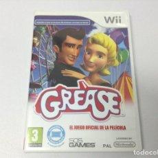 Videojuegos y Consolas: GREASE EL JUEGO OFICIAL DE LA PELICULA. Lote 295997643