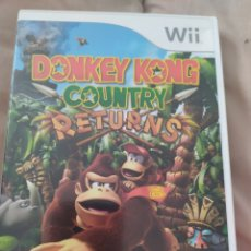 Videojuegos y Consolas: DONKEY KONG WII. Lote 296956678