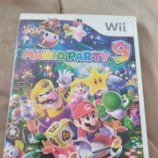 Videojuegos y Consolas: MARIO PARTY 9 WII. Lote 296956783