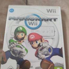 Videojuegos y Consolas: MARIO KART WII. Lote 296956913