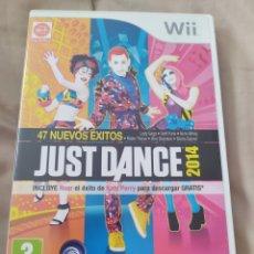 Videojuegos y Consolas: JUST DANCE 2014 WII. Lote 296957008