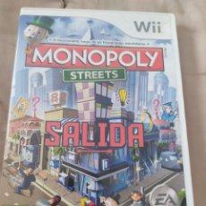 Videojuegos y Consolas: MONOPOLY STREETS WII. Lote 296957233