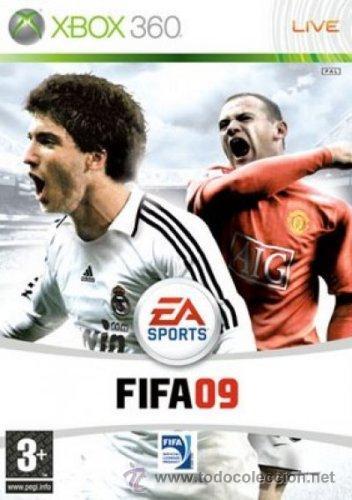 JUEGO XBOX 360 FIFA 09 SEMI NUEVO (Juguetes - Videojuegos y Consolas - Microsoft - Xbox 360)