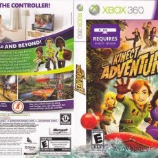 Videojuegos y Consolas: LOTE OFERTA JUEGO XBOX360 - KINECT ADVENTURES . Lote 29278385