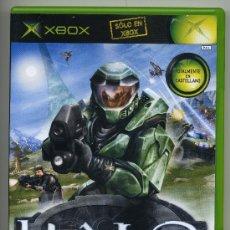 Videojuegos y Consolas: HALO EL COMBTE HA EVOLUCIONADO- VIDEOJUEGO XBOX 360 - CON MANUAL. Lote 30675182