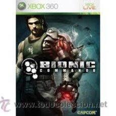 Videojuegos y Consolas: XBOX BIONIC COMMANDO. Lote 32124426