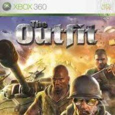 Videojuegos y Consolas: XBOX 360 THE OUTFIT. Lote 32124716