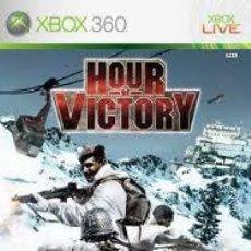 Videojuegos y Consolas: XBOX 360 HOUR OF VICTORY. Lote 32124750