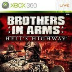 Videojuegos y Consolas: XBOX 360 BROTHERS IN ARMS – HELL'S HIGHWAY. Lote 32124816