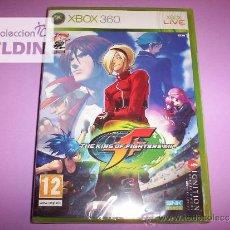 Videojuegos y Consolas: THE KING OF FIGHTERS XII NUEVO PRECINTADO XBOX 360. Lote 27168267