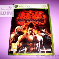 Videojuegos y Consolas: TEKKEN 6 NUEVO PRECINTADO XBOX 360. Lote 27168350
