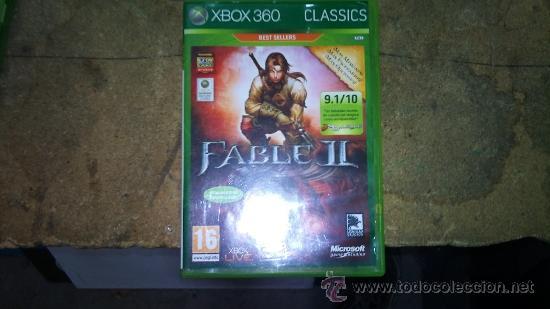 JUEGO FABEL 2 XBOX 360 (Juguetes - Videojuegos y Consolas - Microsoft - Xbox 360)