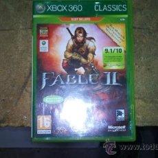 Videojuegos y Consolas: JUEGO FABEL 2 XBOX 360 . Lote 32263197