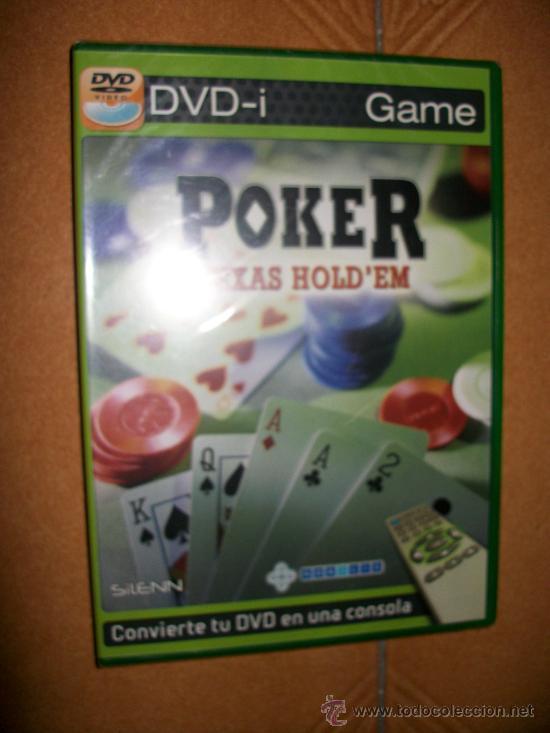DVD-I GAME POKER TEXAS HOLD 'EM - CONVIERTE TU DVD EN CONSOLA - TODOS LOS NIVELES - PRECINTADO (Juguetes - Videojuegos y Consolas - Microsoft - Xbox 360)