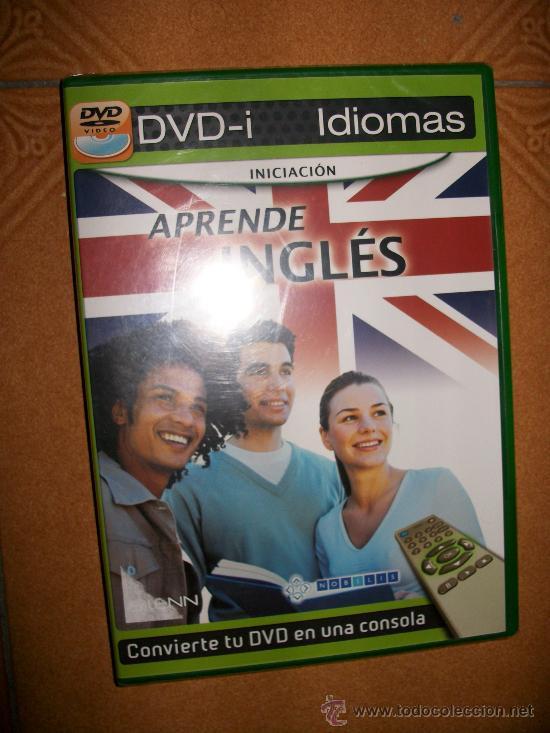 DVD-I IDIOMAS - APRENDE INGLES - INICIACION - APRENDE JUGANDO, SOLO O EN FAMILIA - PRECINTADO (Juguetes - Videojuegos y Consolas - Microsoft - Xbox 360)