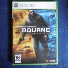 Videojuegos y Consolas: XBOX 360 THE BOURNE CONSPIRACY. Lote 32936999