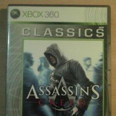 Videojuegos y Consolas: ASSASSINS CREED (XBOX 360) [CLASSICS]. Lote 35045238