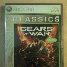 Videojuegos y Consolas: GEARS OF WAR (XBOX 360) [CLASSICS]. Lote 35047791