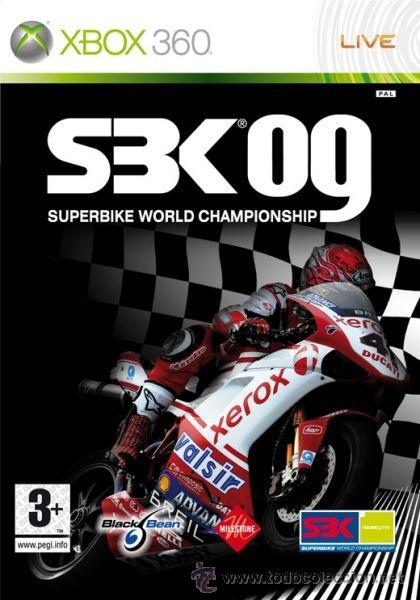 SBK 09 SUPER BIKE WORLD CHAMPIONSHIP [PAL ESPAÑA] [PRECINTADO] XBOX 360 (Juguetes - Videojuegos y Consolas - Microsoft - Xbox 360)
