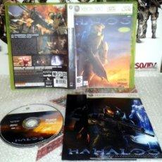 Videojuegos y Consolas: HALO 3 XBOX360 MICROSOFT XBOX 360 PAL ESPAÑA COMPLETO . Lote 35952798