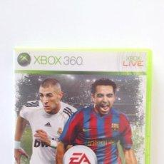 Videojuegos y Consolas: FIFA 10 - XBOX 360. Lote 38683971