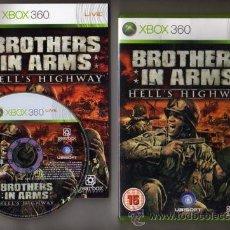Videojuegos y Consolas: BROTHERS IN ARMS. Lote 38901686