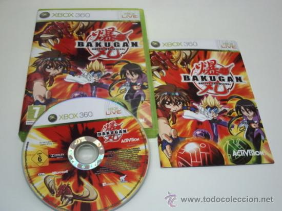 Bakugan Battle Brawlers Comprar Videojuegos Y Consolas Xbox 360