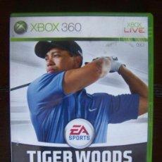 Videojuegos y Consolas: TIGER WOODS PGA TOUR 07 XBOX - 360 PAL ESPAÑA (4K). Lote 39051065