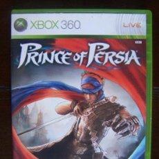 Videojuegos y Consolas: PRINCE OF PERSIA - XBOX 360 PAL ESPAÑA (4K). Lote 39051696