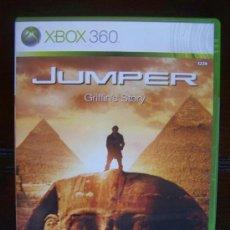 Videojuegos y Consolas: JUMPER GRIFFIN'S STORY - XBOX 360 PAL ESPAÑA (4K). Lote 39052280