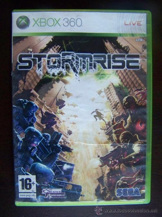 STORMRISE - XBOX 360 PAL ESPAÑA (4K) (Juguetes - Videojuegos y Consolas - Microsoft - Xbox 360)