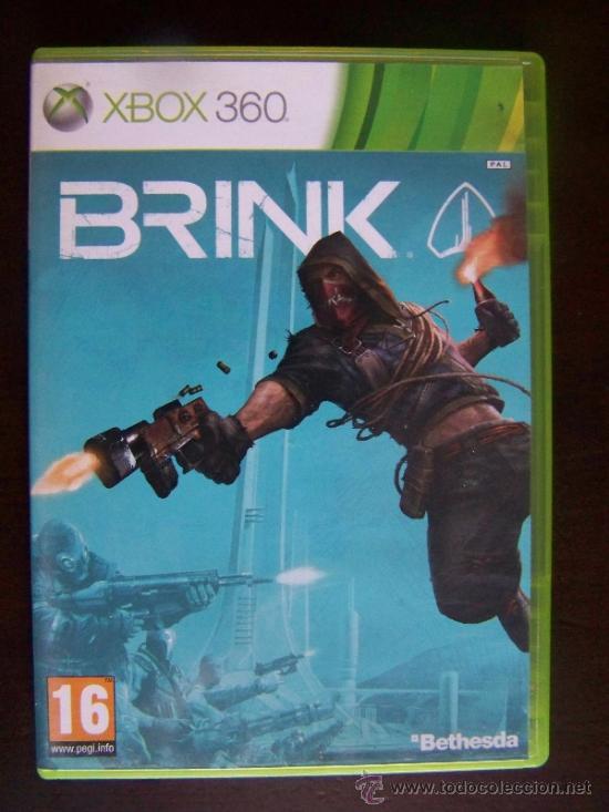BRINK - XBOX 360 PAL ESPAÑA (4K) (Juguetes - Videojuegos y Consolas - Microsoft - Xbox 360)