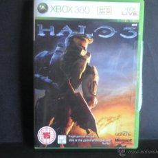 Videojuegos y Consolas: XBOX 360 HALO 3. Lote 39685221