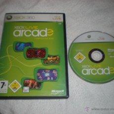 Videojuegos y Consolas: LIVE ARCADE GAME PACK XBOX 360 (COMPILATION DISK). Lote 226172330