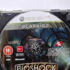 Videojuegos y Consolas: BIOSHOCK EL 1º XBOX 360 LIVE, ORIGINAL CLASICO. Lote 40989710