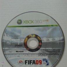 Videojuegos y Consolas: FIFA 2010 XBOX CONSOLA VIDEOJUEGOS. Lote 40989839
